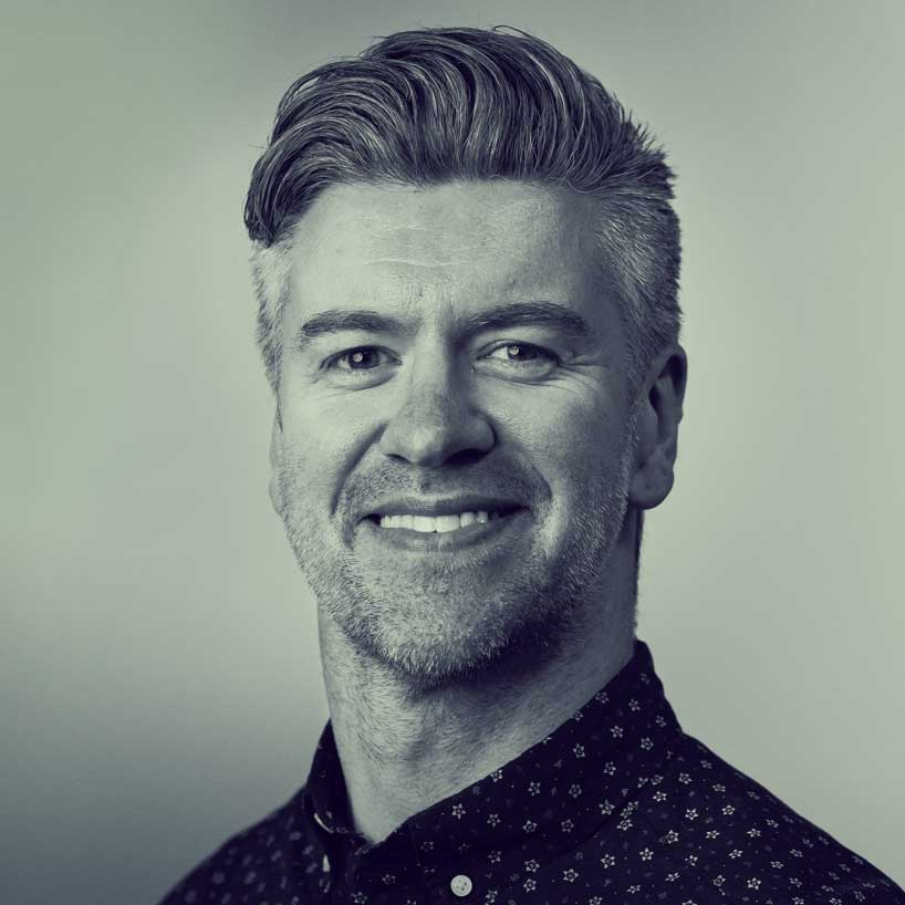 Chris Waind - Chief Creative Officer