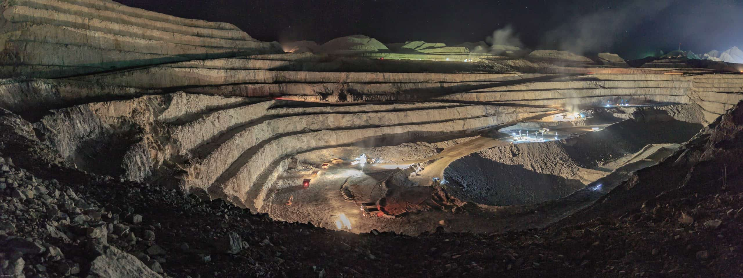 Is the Mine of the Future here now or something to expect in 2030?